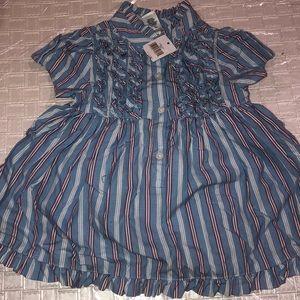 BABY GAP COTTON DRESS